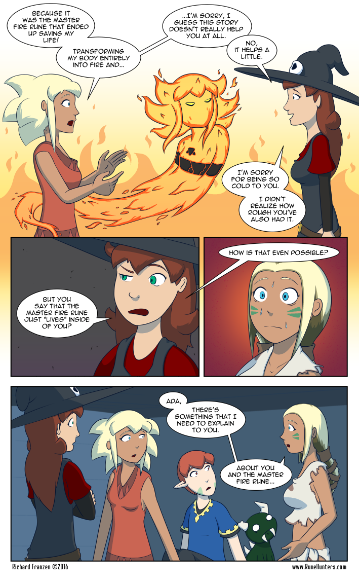 Rune Hunters – Chapter 13 Page 3