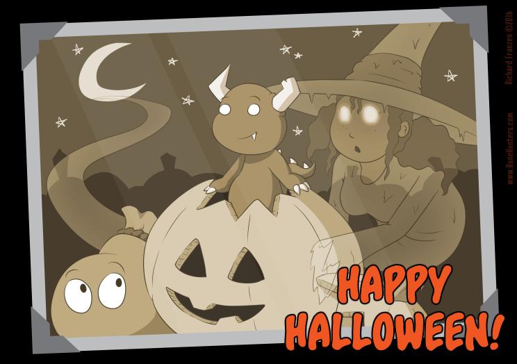 A Rune Hunters Halloween – 2016