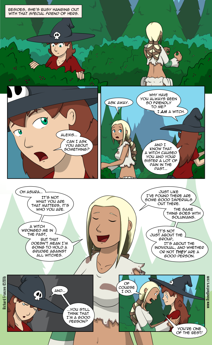Rune Hunters – Chapter 14 Page 3