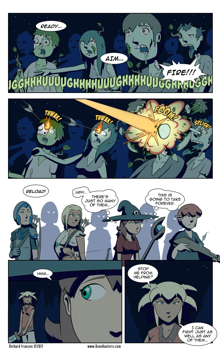 Rune Hunters – Chapter 14 Page 8