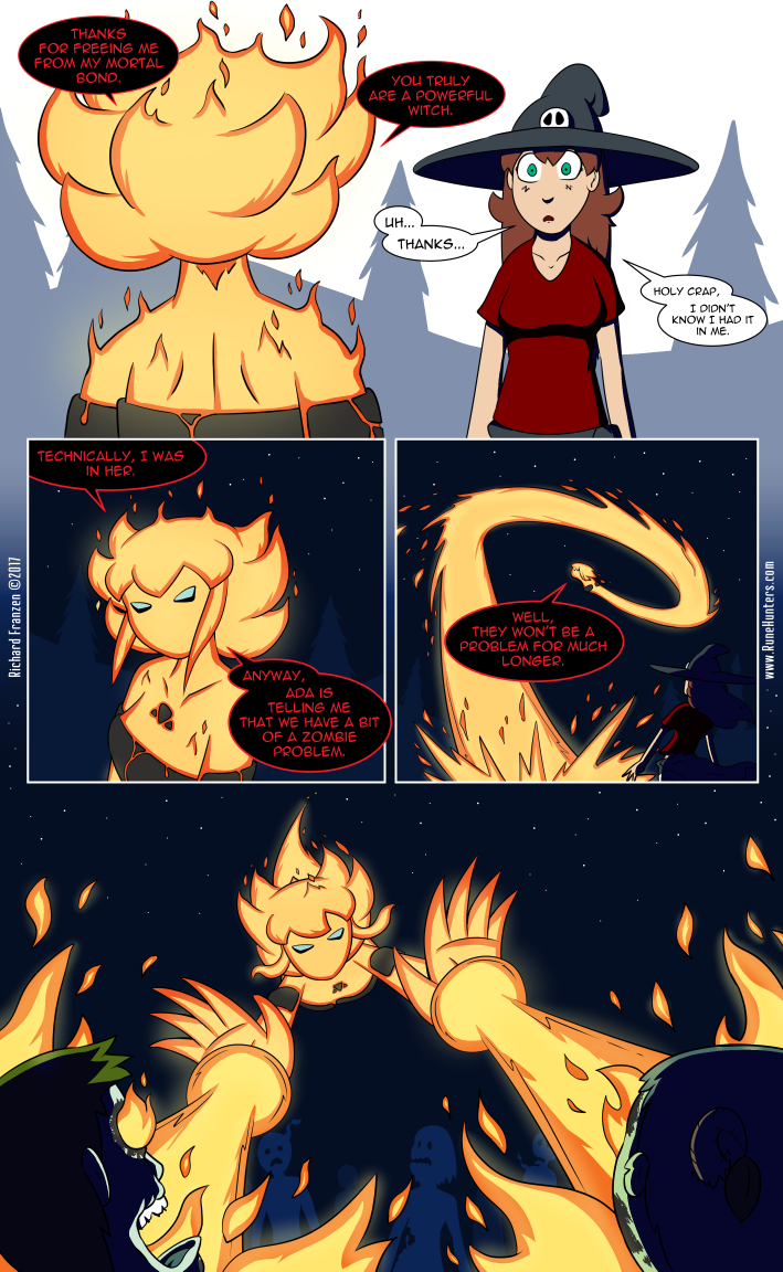 Rune Hunters – Chapter 14 Page 10