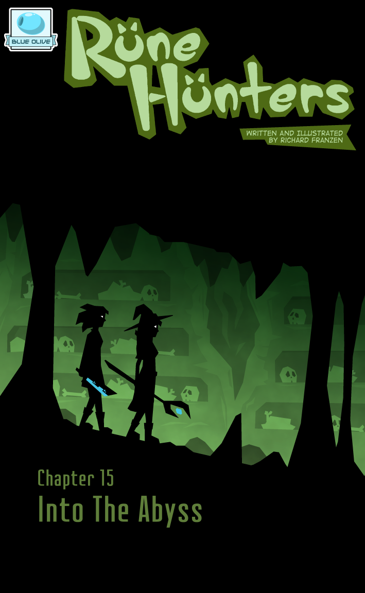 Rune Hunters – Chapter 15 Cover