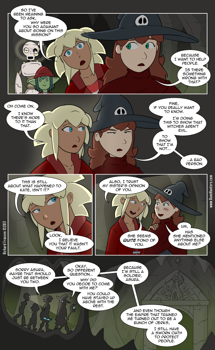 Rune Hunters – Chapter 15 Page 7