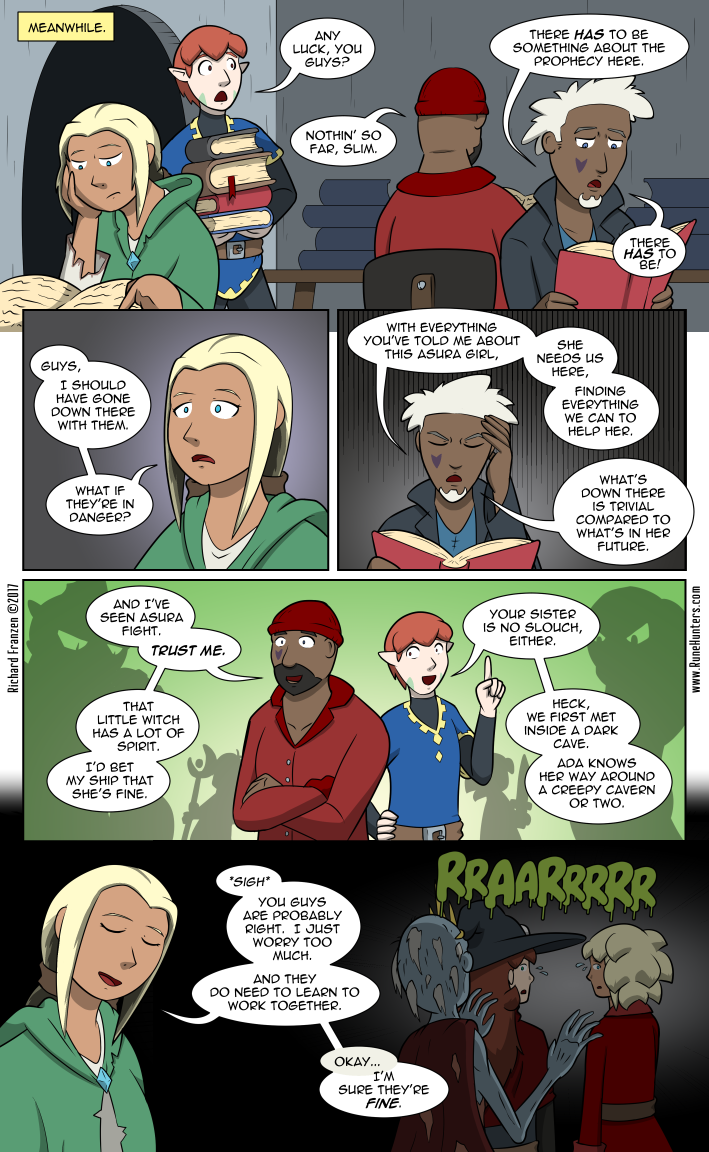 Rune Hunters – Chapter 15 Page 8