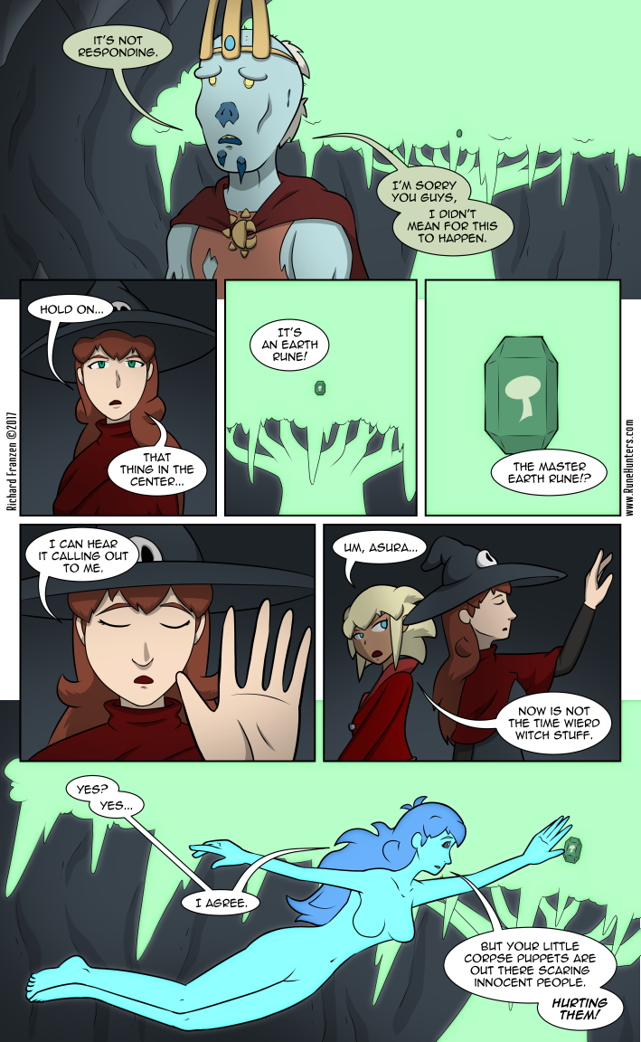 Rune Hunters – Chapter 15 Page 14