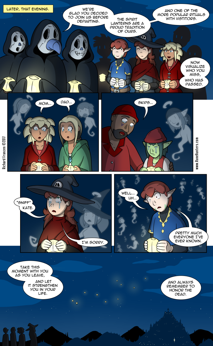 Rune Hunters – Chapter 15 Page 17