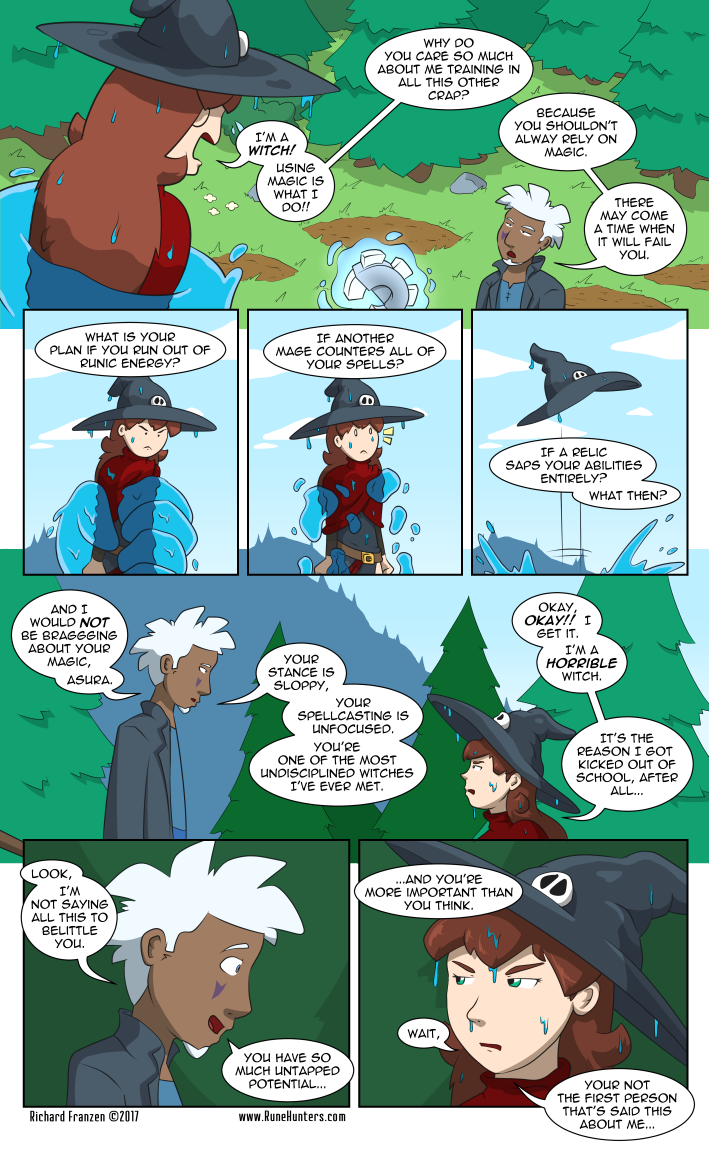 Rune Hunters – Chapter 16 Page 3