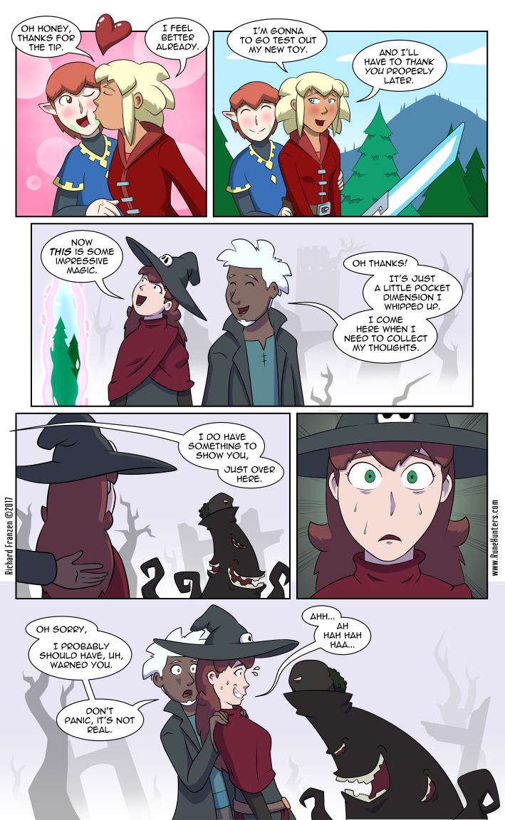 Rune Hunters – Chapter 16 Page 5