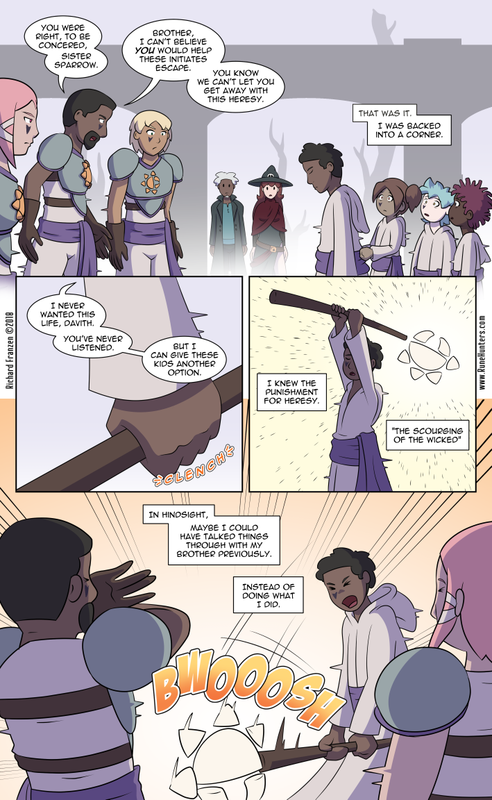 Rune Hunters – Chapter 16 Page 9