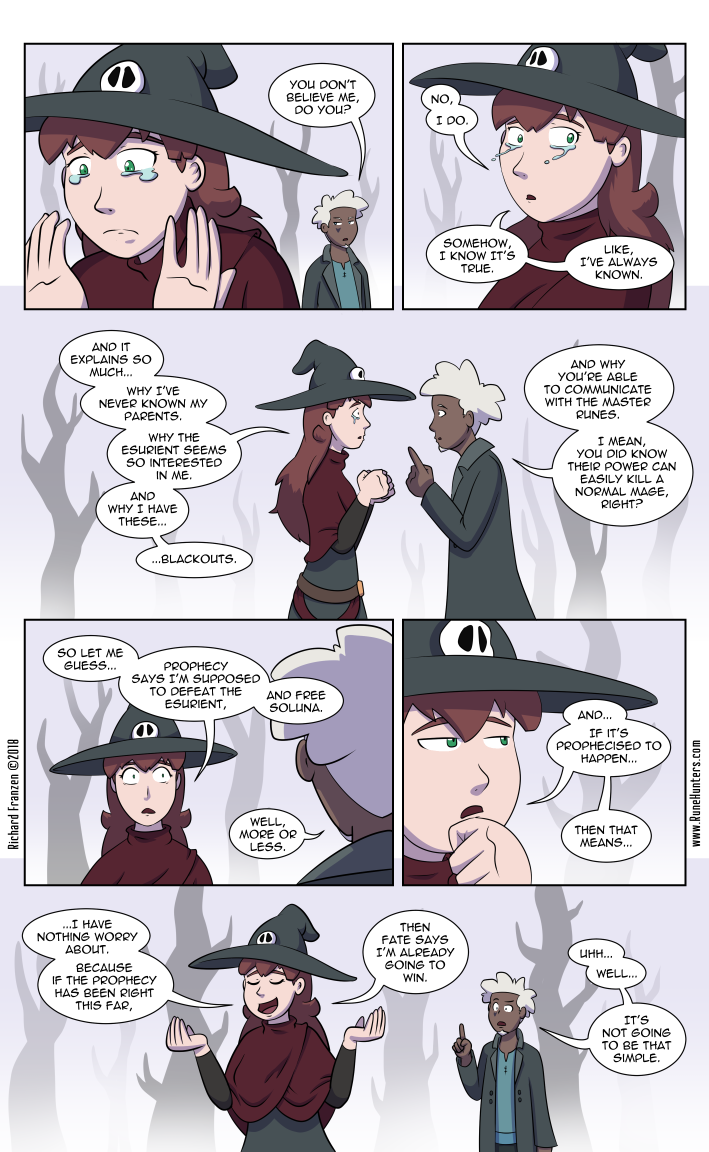Rune Hunters – Chapter 16 Page 12