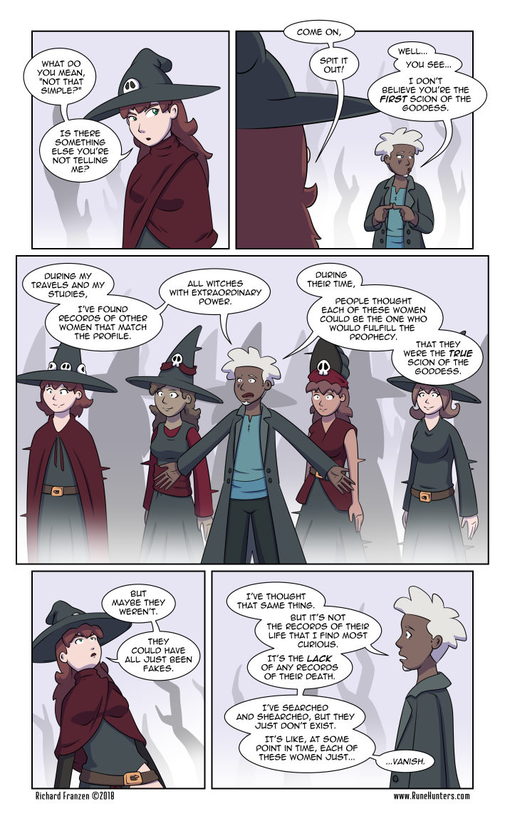 Rune Hunters – Chapter 16 Page 13