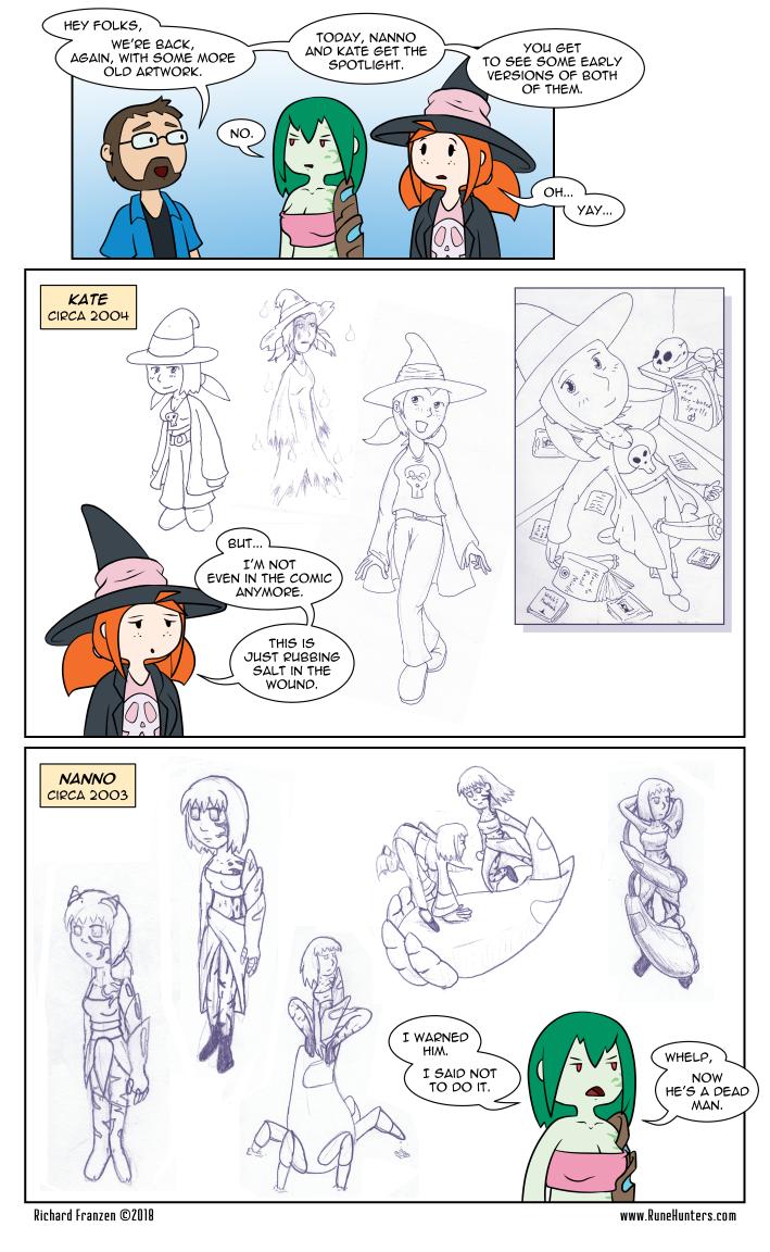 Proto Rune Hunters – Part 2