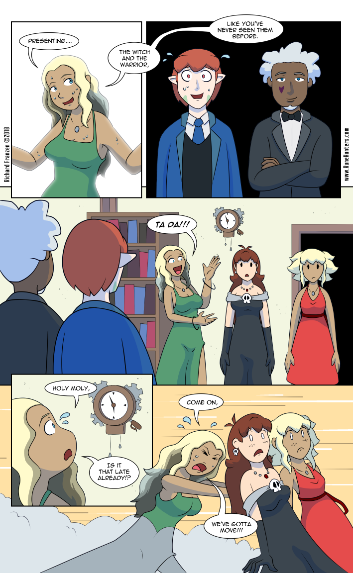 Rune Hunters – Chapter 17 Page 2