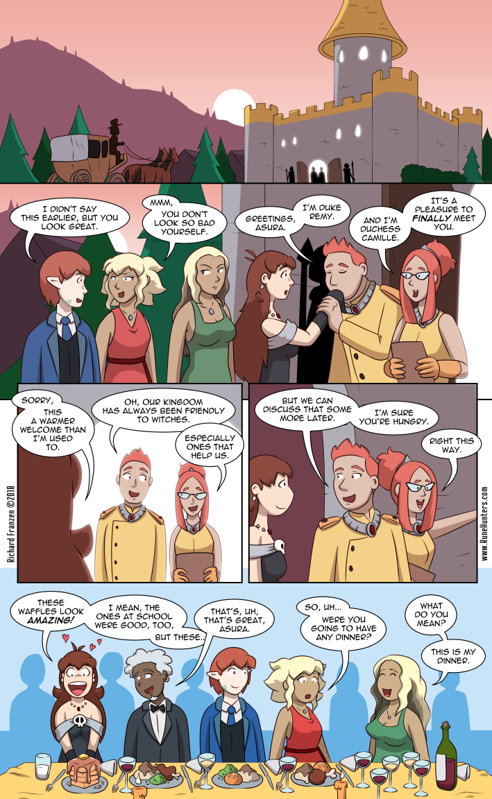 Rune Hunters – Chapter 17 Page 3