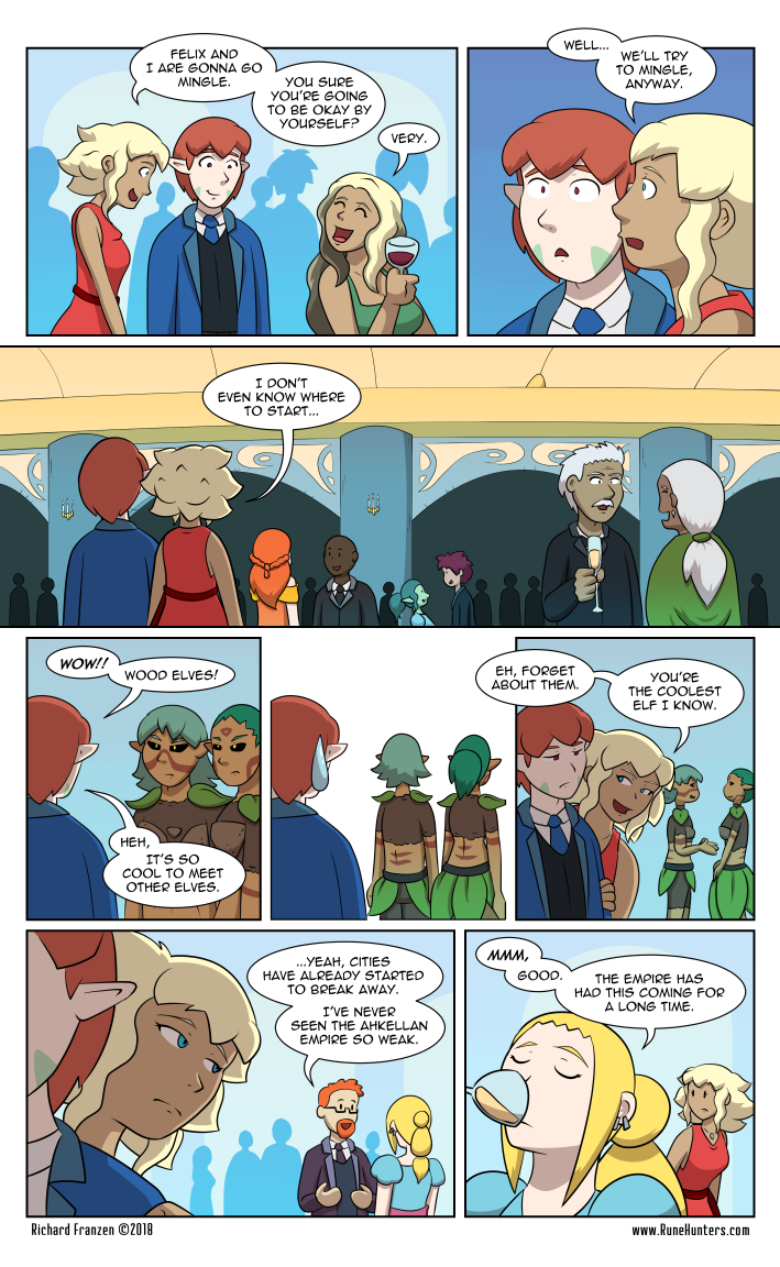 Rune Hunters – Chapter 17 Page 5