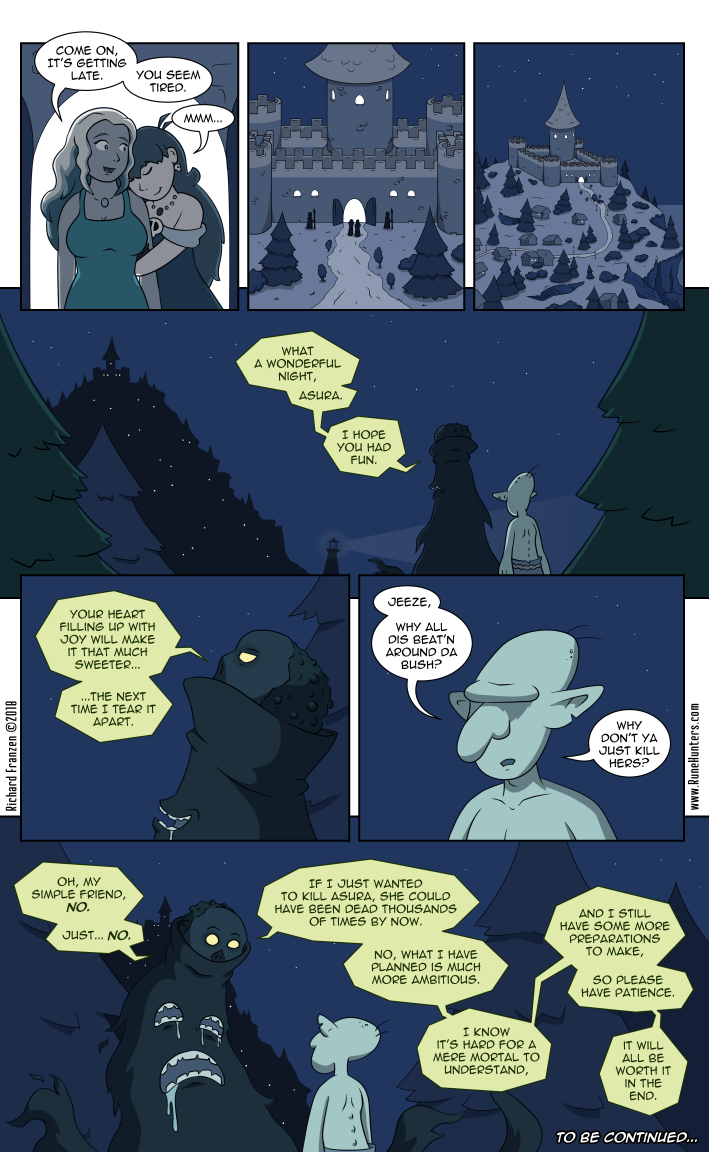 Rune Hunters – Chapter 17 Page 15