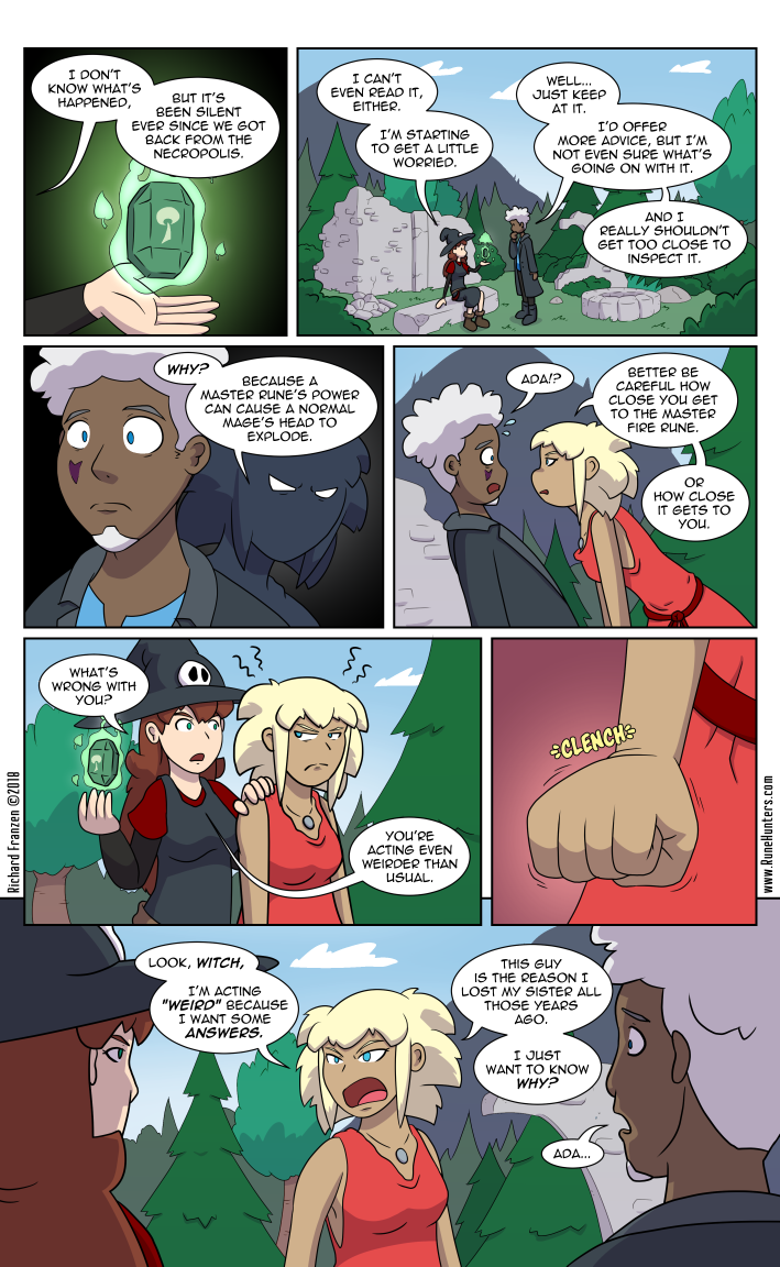 Rune Hunters – Chapter 18 Page 5