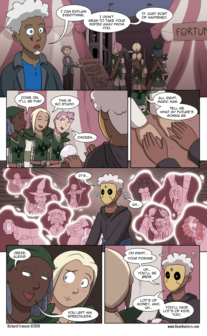 Rune Hunters – Chapter 18 Page 6