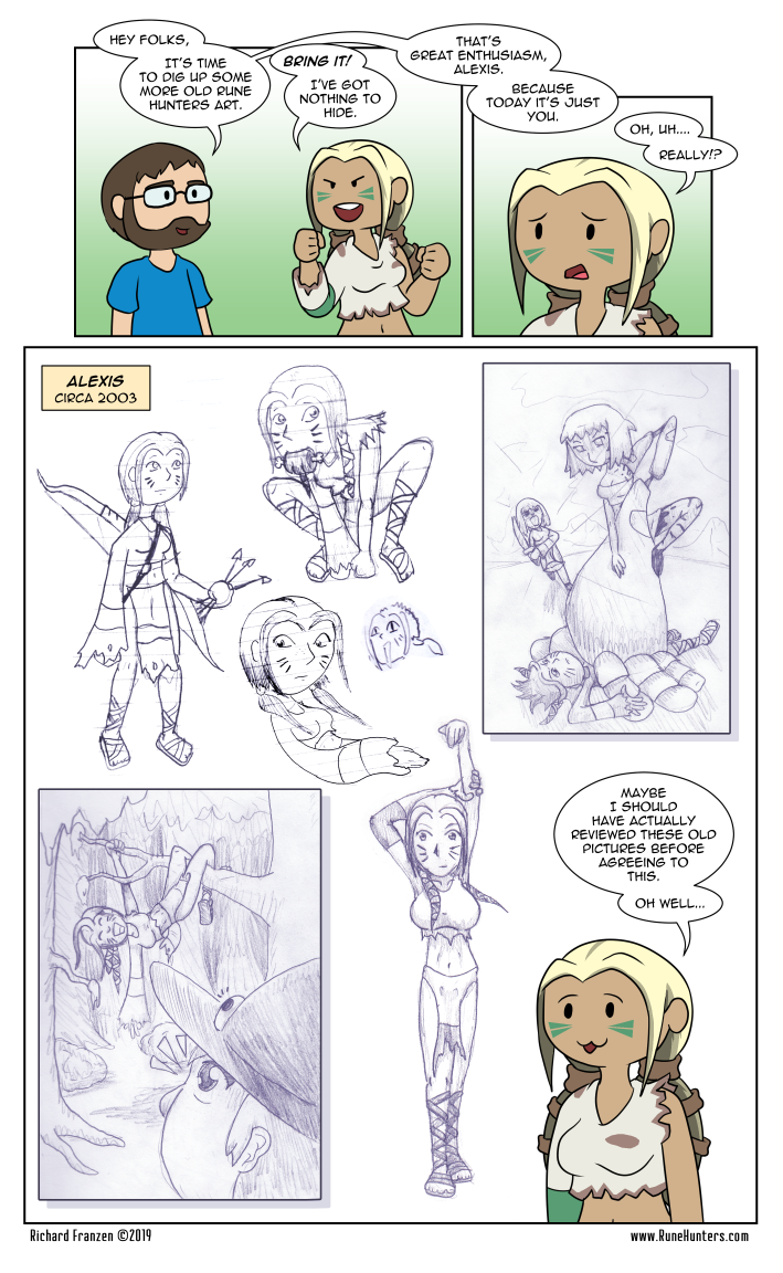 Proto Rune Hunters – Part 3