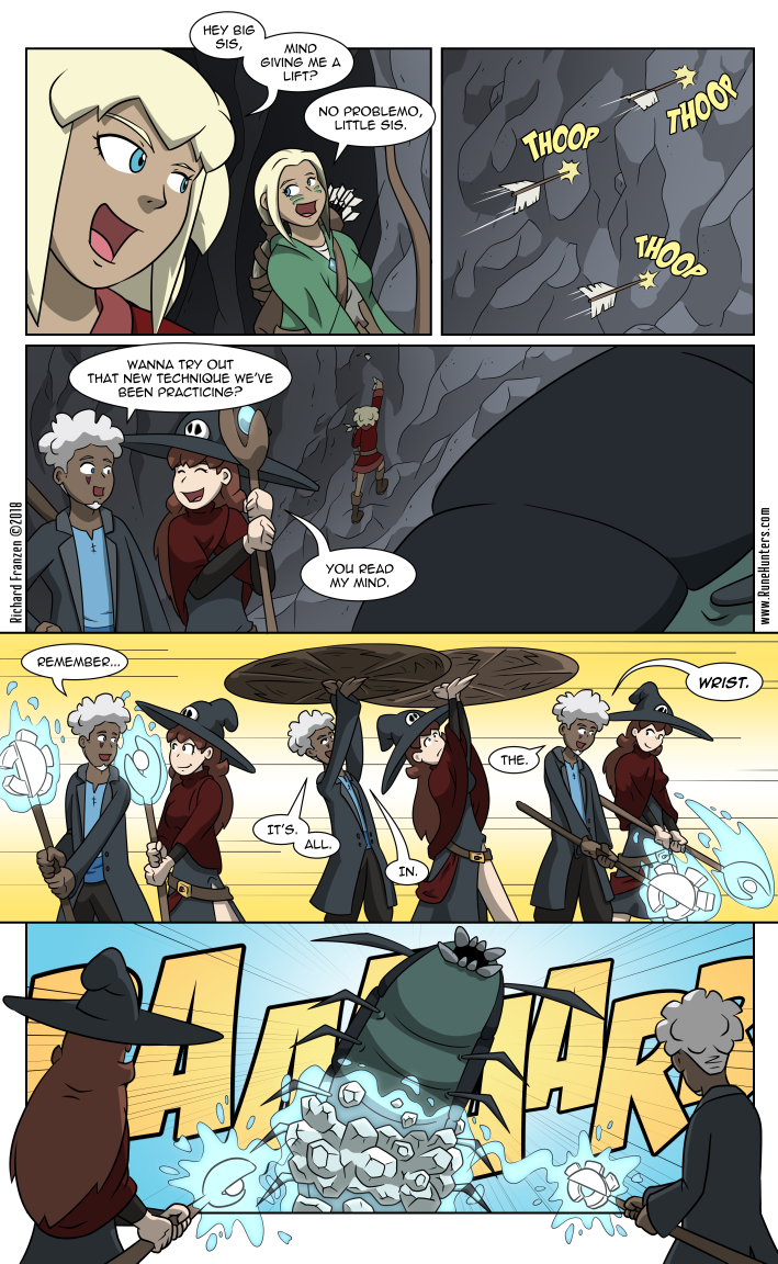 Rune Hunters – Chapter 19 Page 2