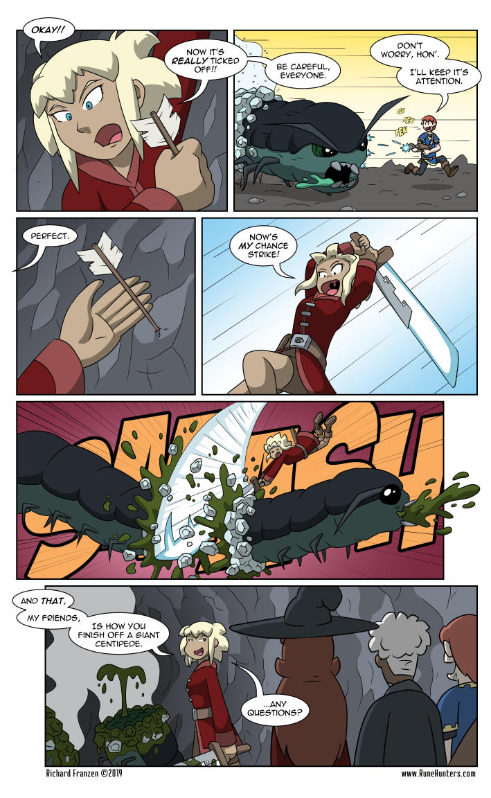 Rune Hunters – Chapter 19 Page 3