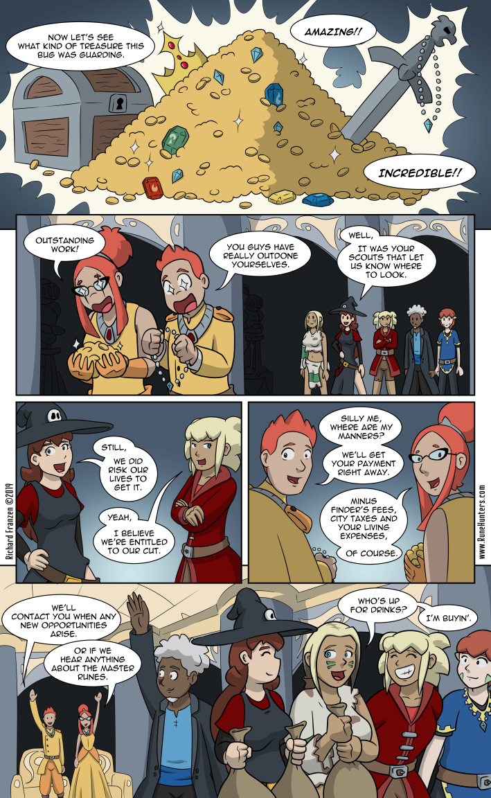 Rune Hunters – Chapter 19 Page 4