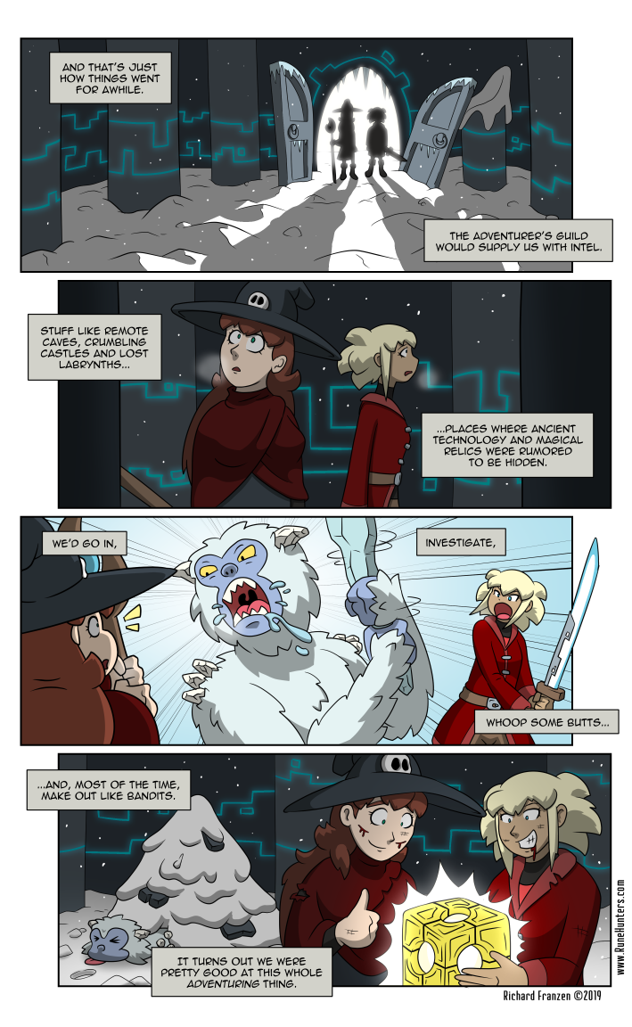 Rune Hunters – Chapter 19 Page 5