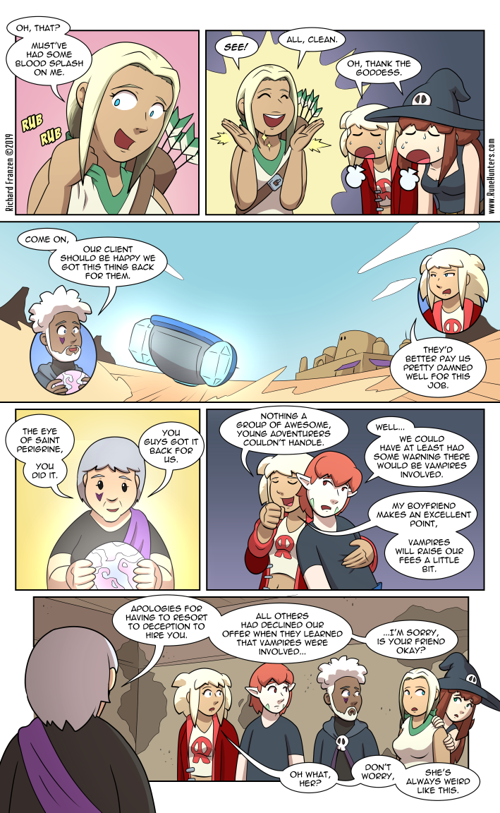 Rune Hunters – Chapter 20 Page 3