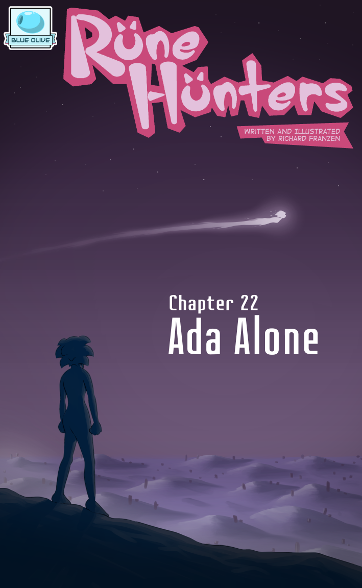 Rune Hunters – Chapter 22 Cover