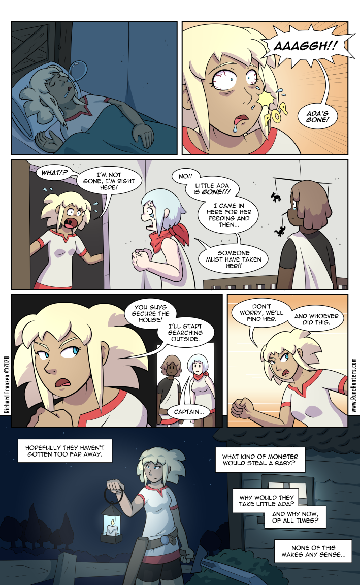 Rune Hunters – Chapter 22 Page 7