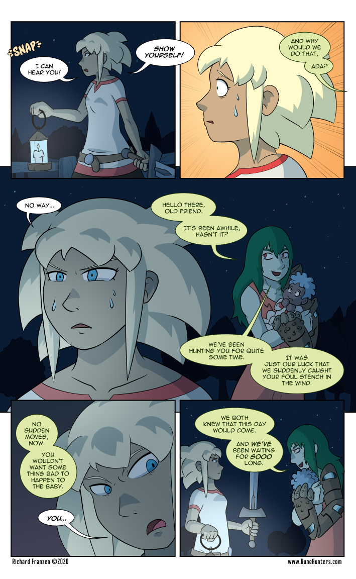 Rune Hunters – Chapter 22 Page 8