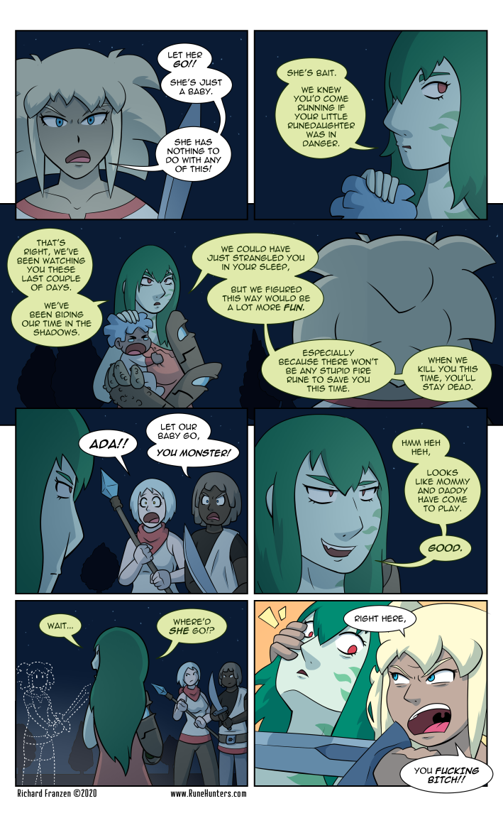 Rune Hunters – Chapter 22 Page 9
