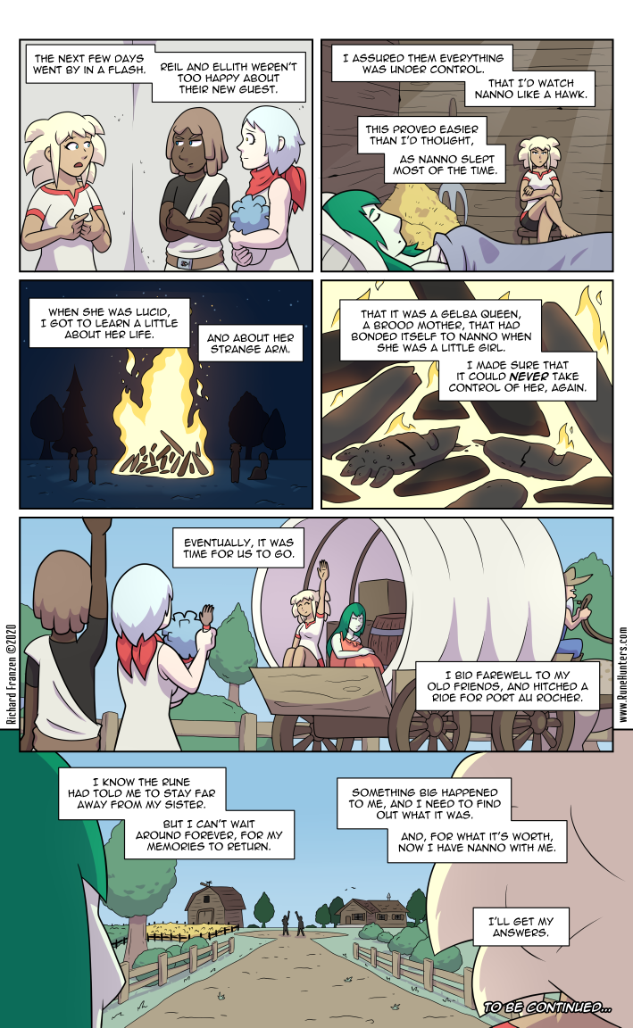 Rune Hunters – Chapter 22 Page 15