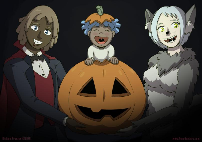 A Rune Hunters Halloween – 2020