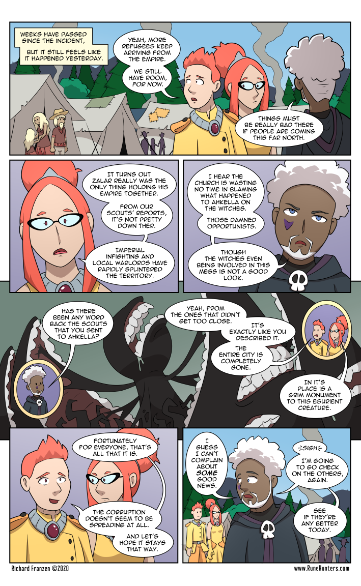 Rune Hunters – Chapter 23 Page 1