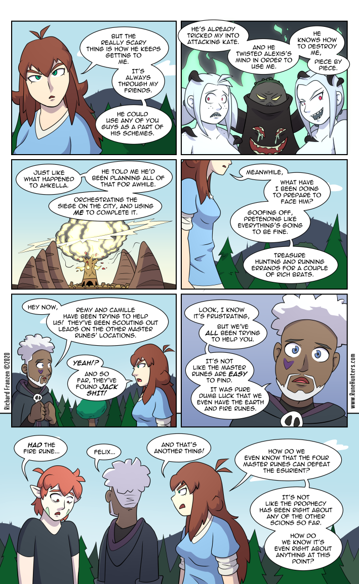 Rune Hunters – Chapter 23 Page 8