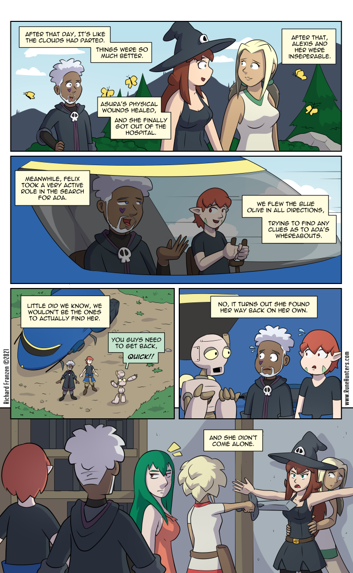 Rune Hunters – Chapter 23 Page 13